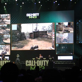 Activision Celeberates Modern Warfare 3 With Inaugural Call of Duty XP Event (UPDATED: Now with VIDEO)