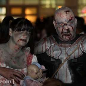 2011 Long Beach Zombie Walk