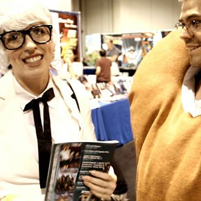2011 Long Beach Comic Convention: Talking with Cosplay Fans