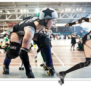 Derby Dolls - Sat. Nov. 12th: Sirens vs Varsity Brawlers