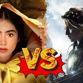Mirror Mirror versus Snow White and the Huntsman