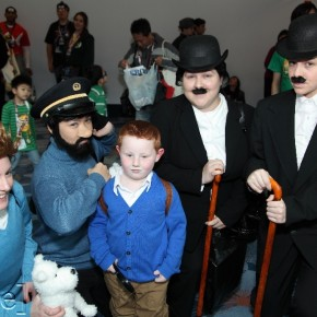 WonderCon 2012 Day 2 - Adventures of Tintin