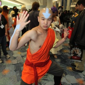 WonderCon 2012 Day 2 - Avatar Ang