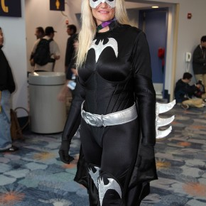 WonderCon 2012 Day 2 - Batgirl