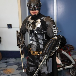 WonderCon 2012 Day 2 - Batman