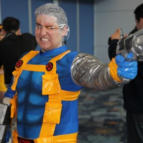 WonderCon 2012 Day 2 - Cable