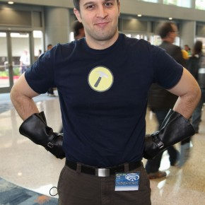 WonderCon 2012 Day 2 - Captain Hammer