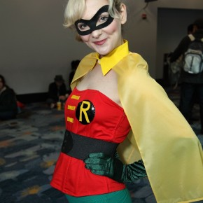 WonderCon 2012 Day 2 - Female Robin