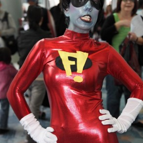WonderCon 2012 Day 2 - Freakazoid