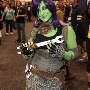 WonderCon 2012 Day 2 - Goblin Engineer