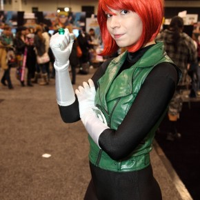 WonderCon 2012 Day 2 - Green Lantern