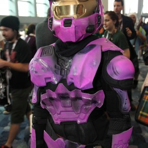 WonderCon 2012 Day 2 - Halo