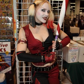 WonderCon 2012 Day 2 - Harley Quinn