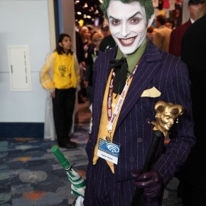 WonderCon 2012 Day 2 - Joker