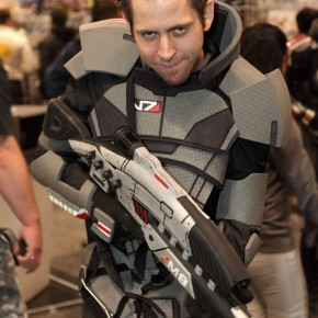 WonderCon 2012 Day 2 - Mass Effect