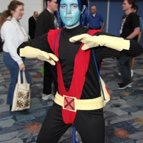 WonderCon 2012 Day 2 - Nightcrawler