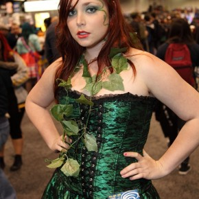 WonderCon 2012 Day 2 - Poison Ivy