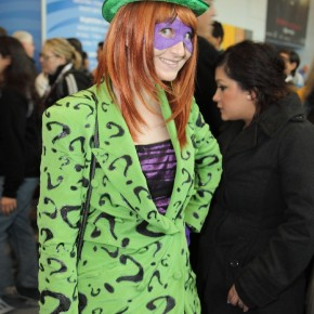WonderCon 2012 Day 2 - Riddler