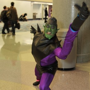 WonderCon 2012 Day 2 - Super Skrull