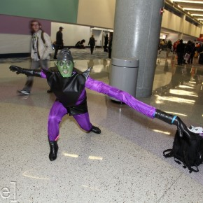 WonderCon 2012 Day 2 - Super Skrull 3