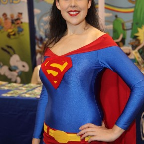 WonderCon 2012 Day 2 - Super Woman