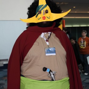 WonderCon 2012 Day 2 - Usopp