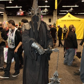 WonderCon 2012 Day 2 - Witch King