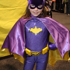WonderCon 2012 Day 3 - Batgirl