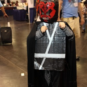 WonderCon 2012 Day 3 - Lego Maul