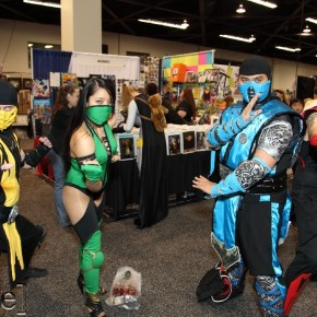 WonderCon 2012 Day 3 - Mortal Kombat
