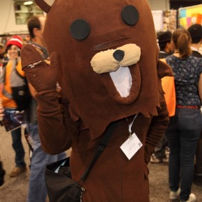 WonderCon 2012 Day 3 - Pedobear