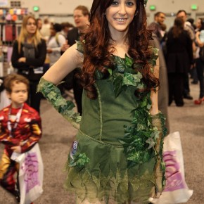 WonderCon 2012 Day 3 - Poison Ivy