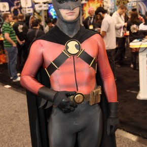 WonderCon 2012 Day 3 - Red Robin