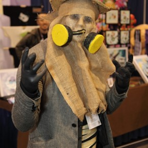 WonderCon 2012 Day 3 - Scarecrow