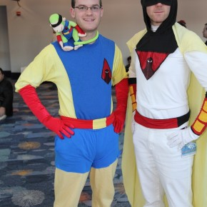 WonderCon 2012 Day 3 - Space Ghost