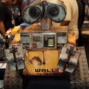 WonderCon 2012 Day 3 - Wall-E