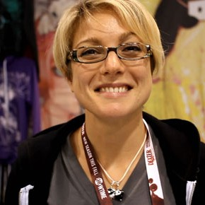 WonderCon: Interview with AdaPia d'Errico (for Camilla d'Errico)