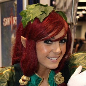Photos of Day 3 of WonderCon