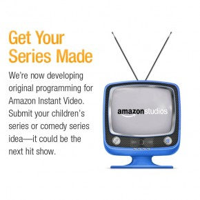 Amazon Invites Writers and Creators To Pitch Their Shows