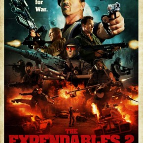 the expendables 2 | [wu-e] | We Unite - Entertainment