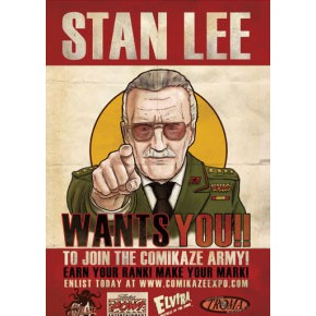 Stan Lee's Comikaze Begins Tomorrow!