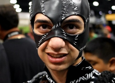 2012 Comikaze: Talking With Cosplay Fans (Day 1)