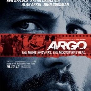 Review: Argo - in which Affleck does the Bieber