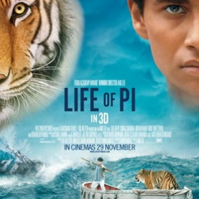 Review: Life Of Pi - ala mode makes Pie disappear faster