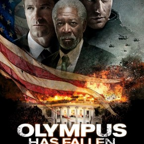 Review: Olympus Has Fallen... to second place at the box office