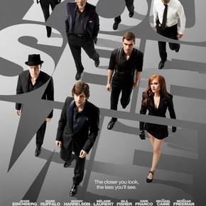 Review: Now You See Me - and now you don't see... After Earth