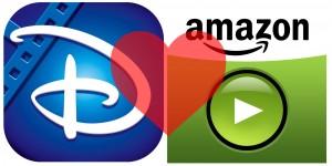 Disney and Amazon